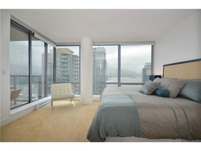 Photo 5: 2202 1228 W HASTINGS Street in Vancouver: Coal Harbour Condo for sale (Vancouver West)  : MLS(r) # V955427