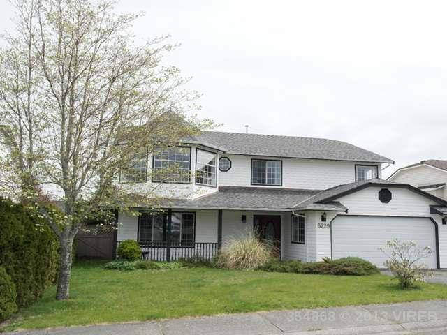 Main Photo: 6229 OLYMPIA Way in NANAIMO: Z4 North Nanaimo House for sale (Zone 4 - Nanaimo)  : MLS® # 354868