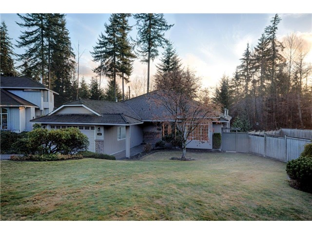 Main Photo: 1969 DUNROBIN Crescent in North Vancouver: Blueridge NV House for sale : MLS® # V1038515