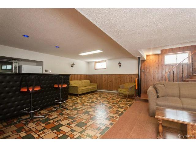 Photo 12: 736 Clifton Street in WINNIPEG: West End / Wolseley Residential for sale (West Winnipeg)  : MLS® # 1412953