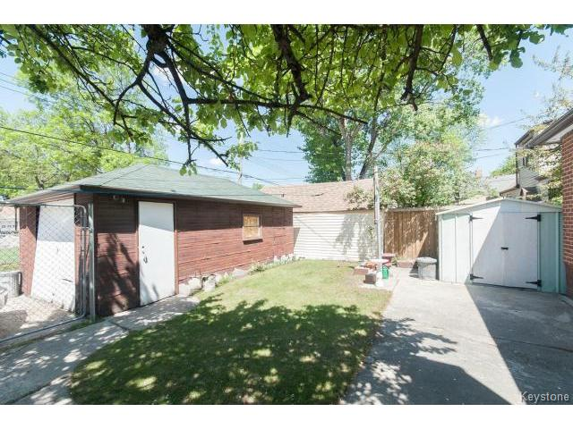 Photo 16: 736 Clifton Street in WINNIPEG: West End / Wolseley Residential for sale (West Winnipeg)  : MLS® # 1412953