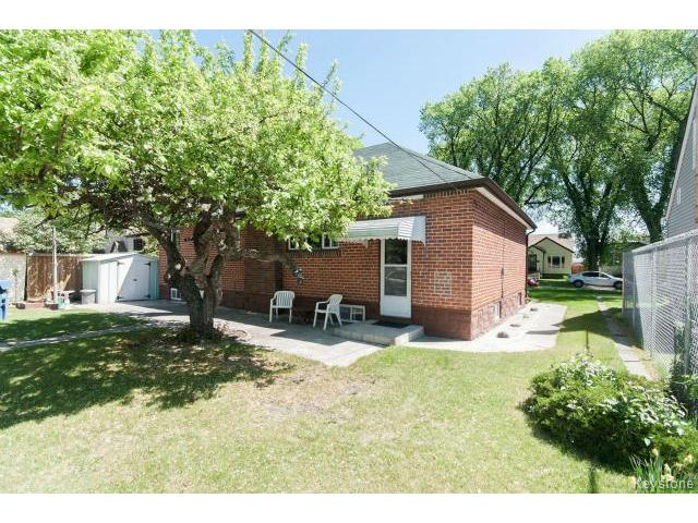 Photo 15: 736 Clifton Street in WINNIPEG: West End / Wolseley Residential for sale (West Winnipeg)  : MLS® # 1412953