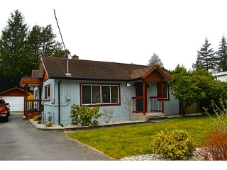 Main Photo: 5679 TRIDENT Avenue in Sechelt: Sechelt District House for sale (Sunshine Coast)  : MLS® # V1109921