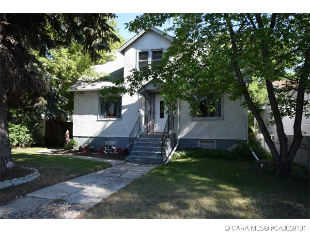 Main Photo: 4026 50A Street in Red Deer: RR Michener Hill Residential for sale : MLS(r) # CA0059101