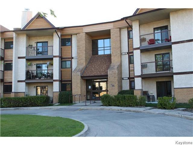 Main Photo: 201 Victor Lewis Drive in WINNIPEG: River Heights / Tuxedo / Linden Woods Condominium for sale (South Winnipeg)  : MLS® # 1526496