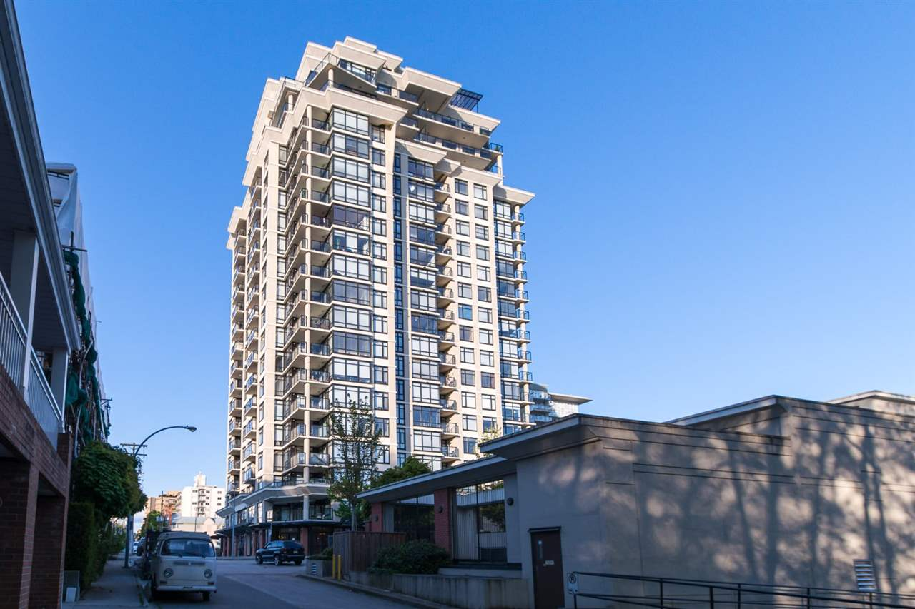 "Main Photo: 102 610 VICTORIA Street in NEW WEST: Downtown NW Condo for sale in ""THE POINT"" (New Westminster)  : MLS®# R2003966"