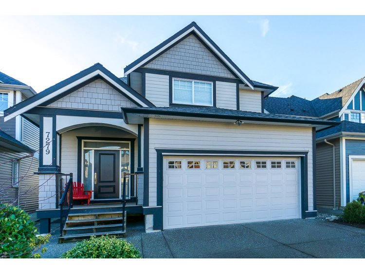 Main Photo: 7279 199 Street in Langley: Willoughby Heights House for sale : MLS® # R2032273