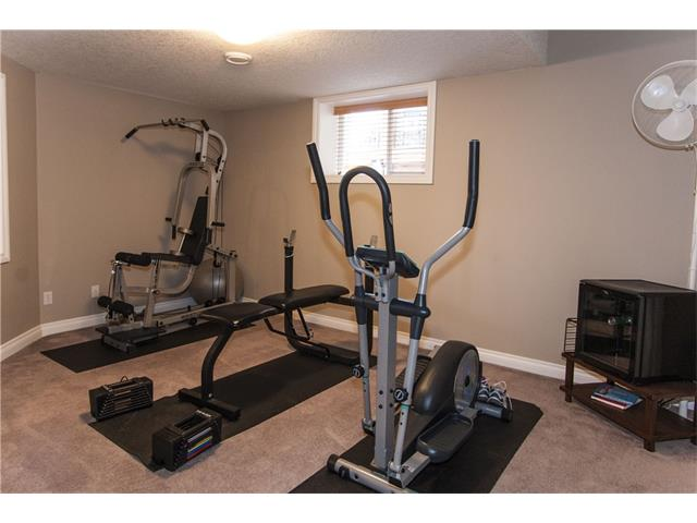 Exercise/Bedroom Down
