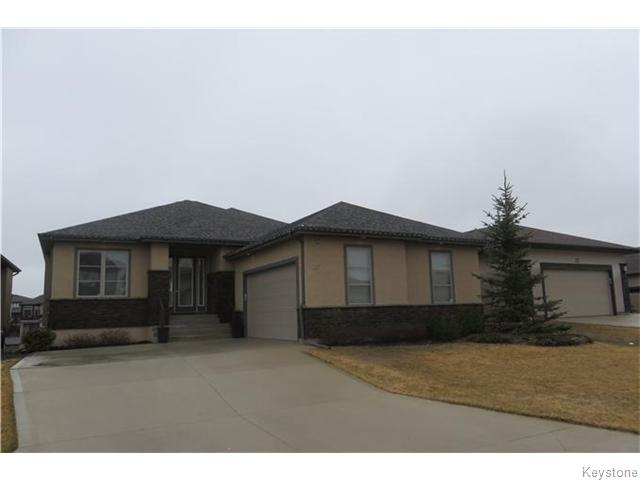 Main Photo: 70 Blue Sun Drive in Winnipeg: Manitoba Other Residential for sale : MLS® # 1609113