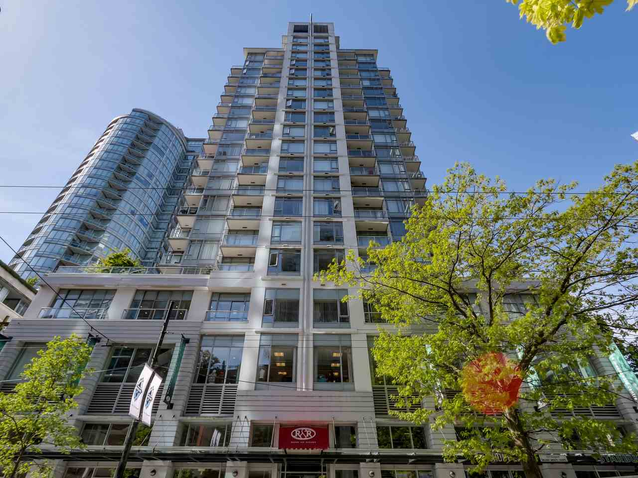 Main Photo: 1101 480 ROBSON Street in Vancouver: Downtown VW Condo for sale (Vancouver West)  : MLS® # R2059740