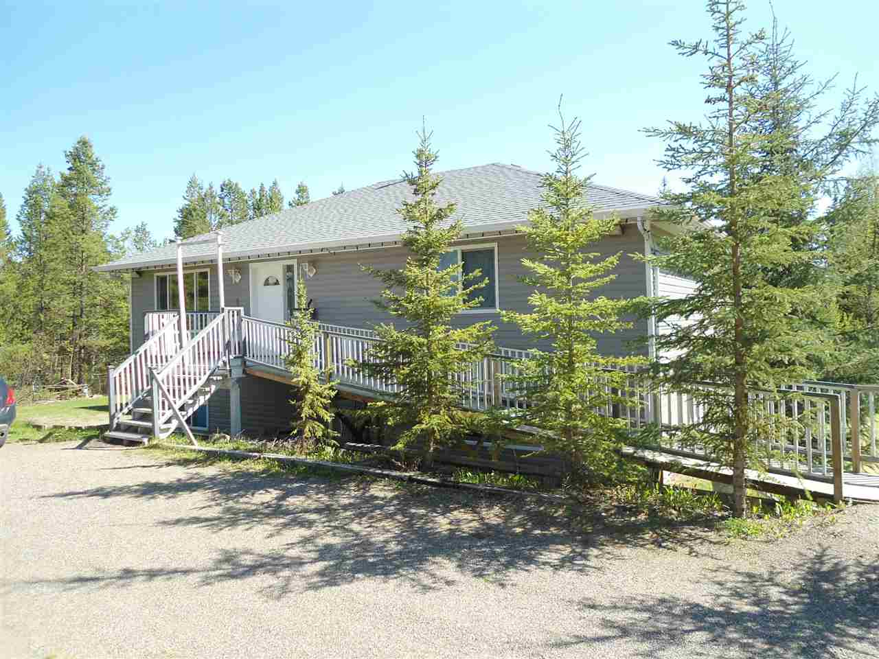 Photo 1: 12935 WOODLAND Road in Prince George: Beaverley House for sale (PG Rural West (Zone 77))  : MLS(r) # R2064820