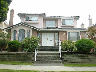 Main Photo: 7768 FRENCH STREET in : Marpole House for sale : MLS® # V503622