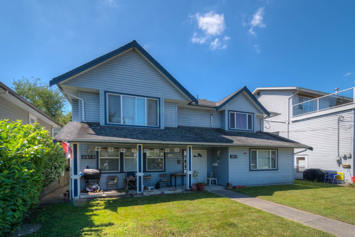 Main Photo: 403 WILSON Street in New Westminster: Sapperton House for sale : MLS® # R2097996