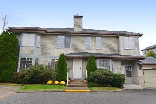 "Main Photo: 31 11502 BURNETT Street in Maple Ridge: East Central Townhouse for sale in ""TELOSKY VILLAGE"" : MLS® # R2117285"