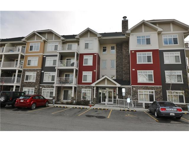 Main Photo: 1208 155 SKYVIEW RANCH Way NE in Calgary: Skyview Ranch Condo for sale : MLS® # C4095385