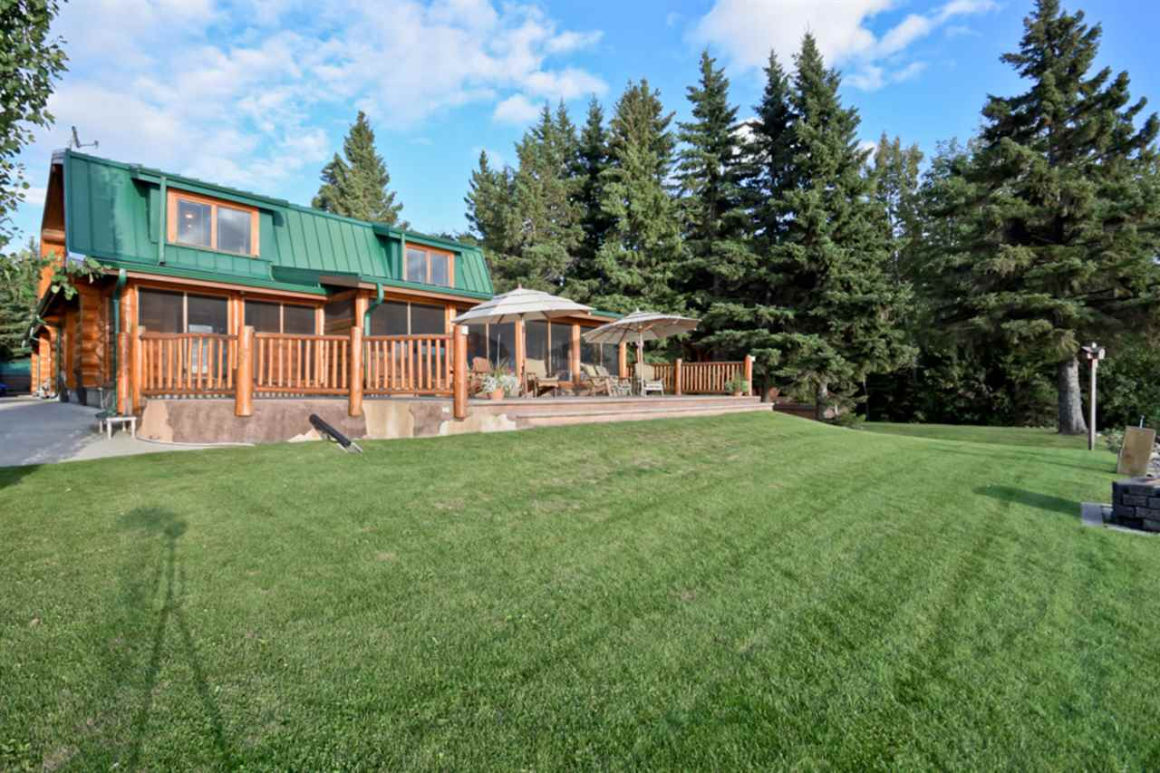 Main Photo: #43 SILVER BEACH RD: Rural Wetaskiwin County House for sale : MLS® # E4057217