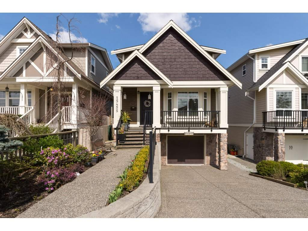 Main Photo: 15455 GOGGS Avenue: White Rock House for sale (South Surrey White Rock)  : MLS® # R2154149