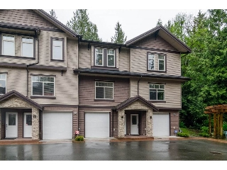 "Main Photo: 23 2950 LEFEUVRE Road in Abbotsford: Aberdeen Townhouse for sale in ""Cedar Landing"" : MLS(r) # R2162046"