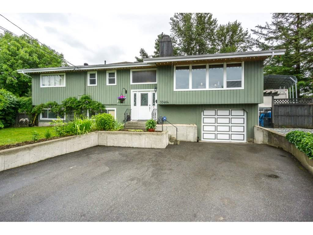 "Main Photo: 33464 CONWAY Place in Abbotsford: Central Abbotsford House for sale in ""CENTRAL ABBOTSFORD"" : MLS(r) # R2170228"
