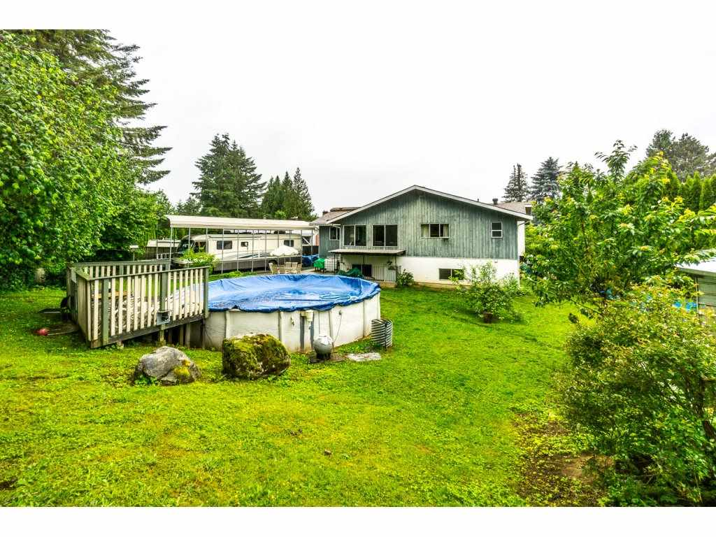 "Photo 19: 33464 CONWAY Place in Abbotsford: Central Abbotsford House for sale in ""CENTRAL ABBOTSFORD"" : MLS® # R2170228"