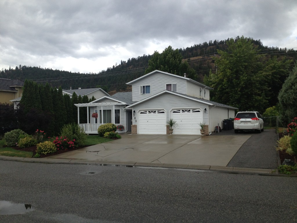 Main Photo: 382 Whitman Road in Kelowna: North Glenmore House for sale (Central Okanagan)  : MLS® # 10070502