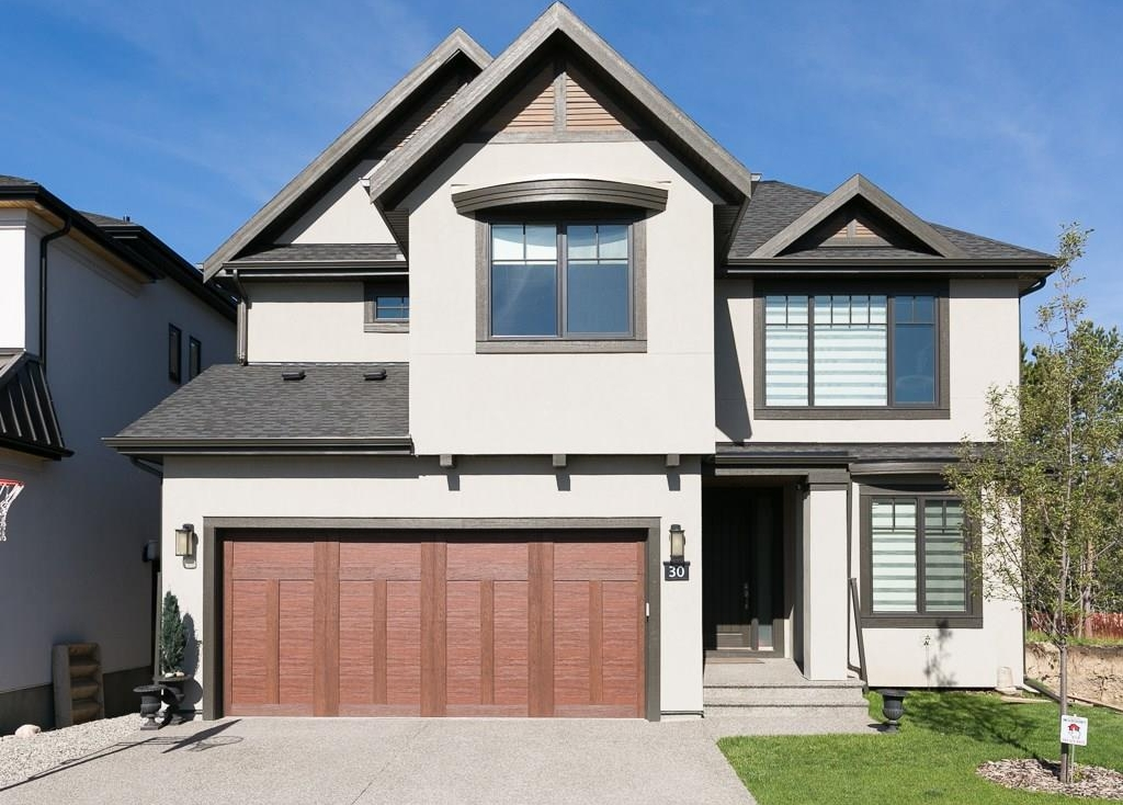 Main Photo: 30 ASPEN RIDGE Park SW in Calgary: Aspen Woods House for sale : MLS® # C4119944