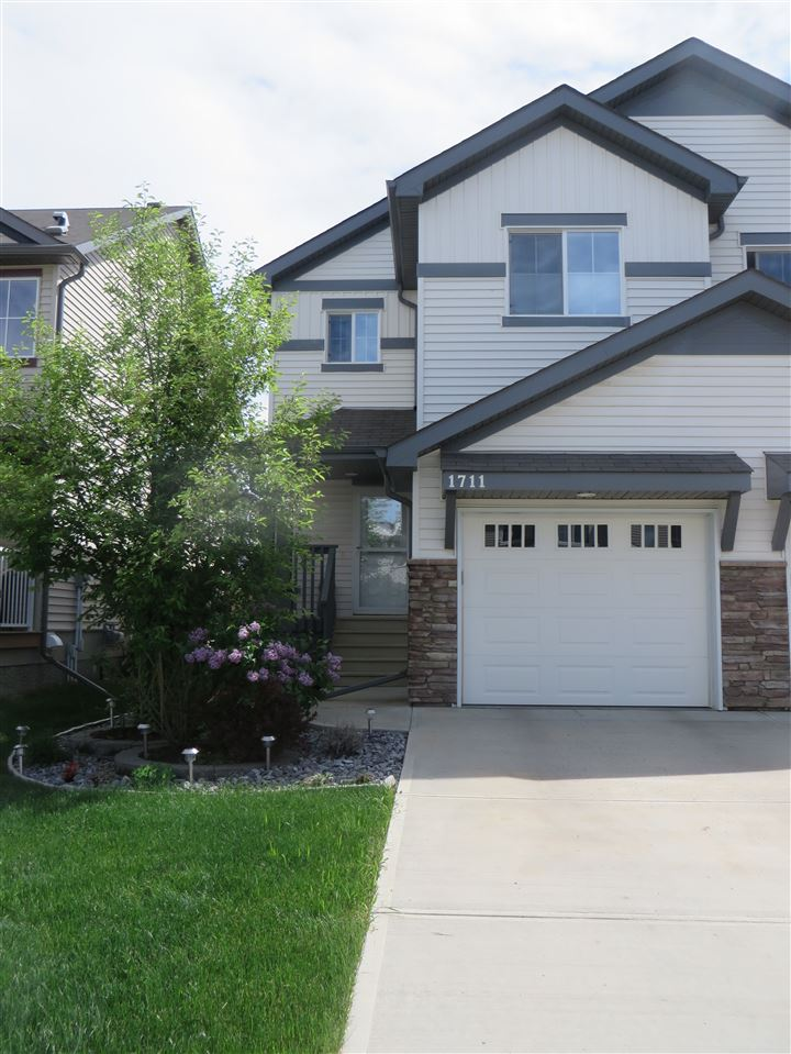 Main Photo: 1711 64 Street in Edmonton: Zone 53 House Half Duplex for sale : MLS(r) # E4068298
