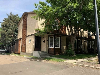 Main Photo: 23 10205 158 Avenue in Edmonton: Zone 27 Townhouse for sale : MLS® # E4071844
