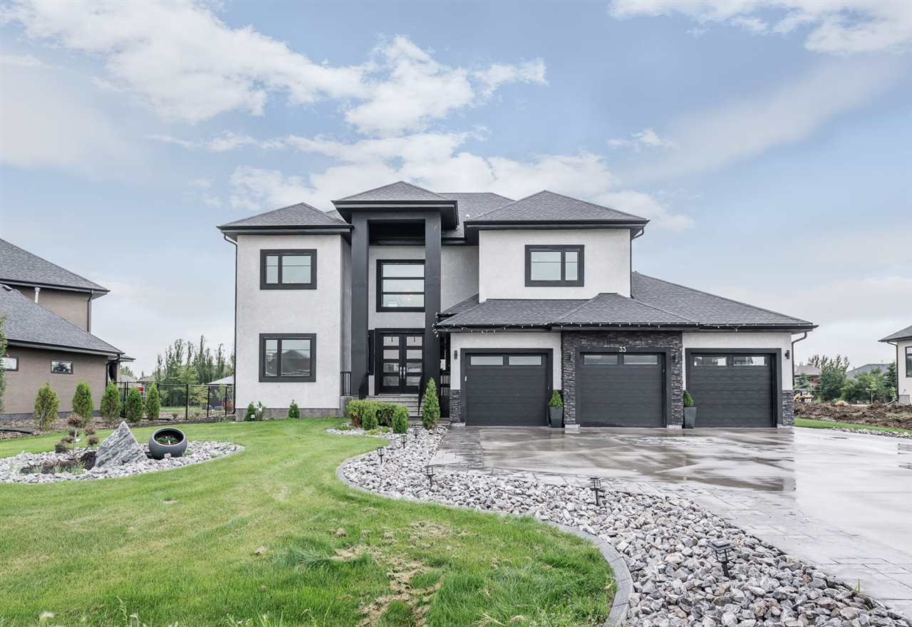 Main Photo: 33 Estate Way Drive: Rural Sturgeon County House for sale : MLS® # E4073747