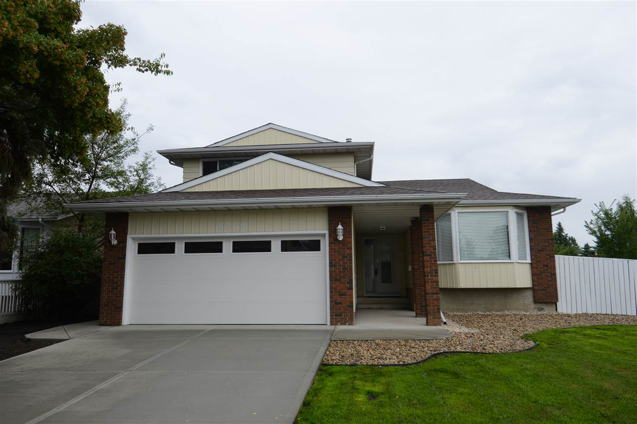 Main Photo: 6239 187 Street in Edmonton: Zone 20 House for sale : MLS® # E4076327