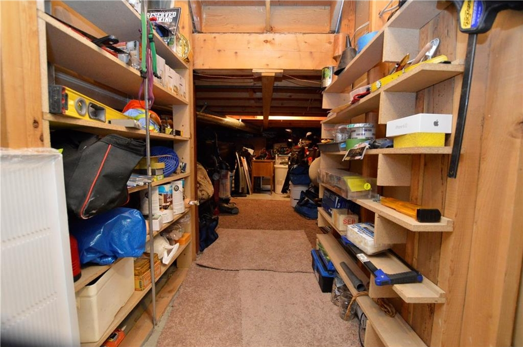 Storage - Basement