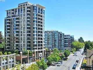 Main Photo: 1106 788 Humboldt Street in VICTORIA: Vi Downtown Condo Apartment for sale (Victoria)  : MLS® # 382656