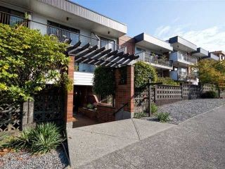 Main Photo: 349 2033 TRIUMPH Street in Vancouver: Hastings Condo for sale (Vancouver East)  : MLS® # R2211577