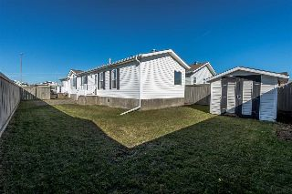 Main Photo: 36 Jutland Crescent: Stony Plain Manufactured Home for sale : MLS® # E4084778