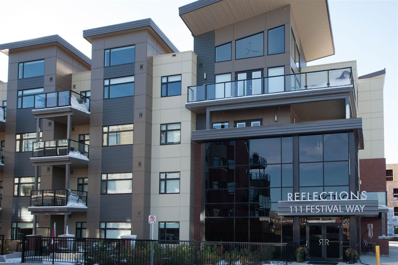 Main Photo: 303 111 FESTIVAL Way: Sherwood Park Condo for sale : MLS® # E4084794