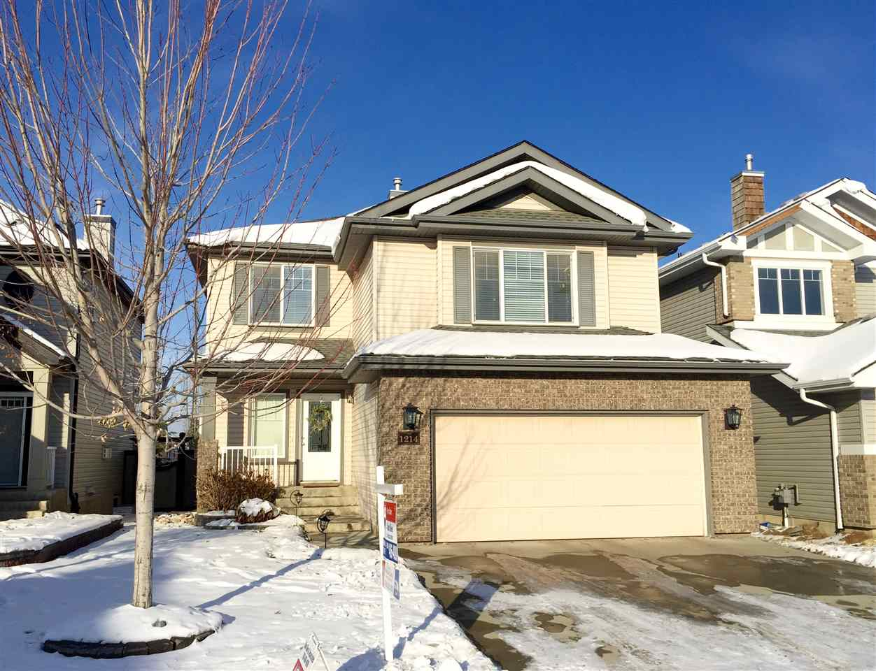 Main Photo: 1214 MCKINNEY Court in Edmonton: Zone 14 House for sale : MLS® # E4088308