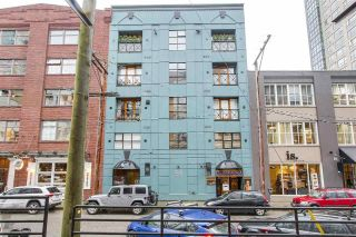 Main Photo: 202 1230 HAMILTON Street in Vancouver: Yaletown Condo for sale (Vancouver West)  : MLS® # R2223379