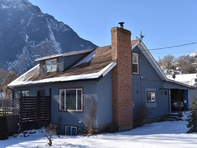 Main Photo: 36 14TH Avenue in : Lillooet House for sale (South West)  : MLS®# 144492