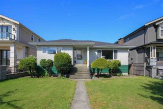 Main Photo: 6879 LANCASTER Street in Vancouver: Killarney VE House for sale (Vancouver East)  : MLS®# R2264923