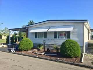 "Main Photo: 17 8254 134 Street in Surrey: Queen Mary Park Surrey Manufactured Home for sale in ""Westwood Estates"" : MLS®# R2288604"