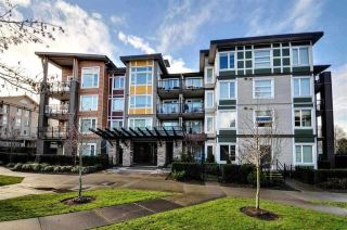 "Main Photo: 207 13740 75A Avenue in Surrey: East Newton Condo for sale in ""Mirra"" : MLS®# R2299024"