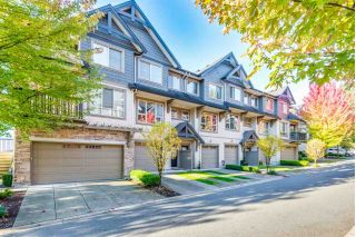 "Main Photo: 18 1362 PURCELL Drive in Coquitlam: Westwood Plateau Townhouse for sale in ""WHITETAIL LANE"" : MLS®# R2311441"