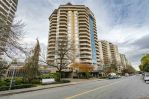 "Main Photo: 506 1235 QUAYSIDE Drive in New Westminster: Quay Condo for sale in ""RIVIERA"" : MLS®# R2320850"