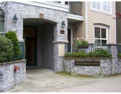 Main Photo: 413 3278 HEATHER Street in Vancouver: Cambie Condo for sale (Vancouver West)  : MLS® # V903455