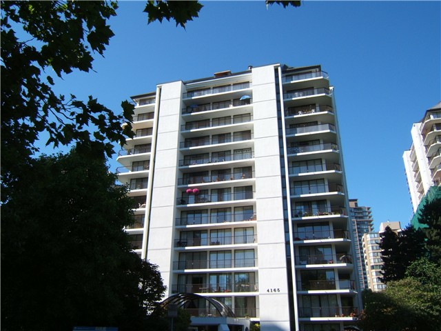 Main Photo: 1403 4165 MAYWOOD Street in Burnaby: Metrotown Condo for sale (Burnaby South)  : MLS® # V907282
