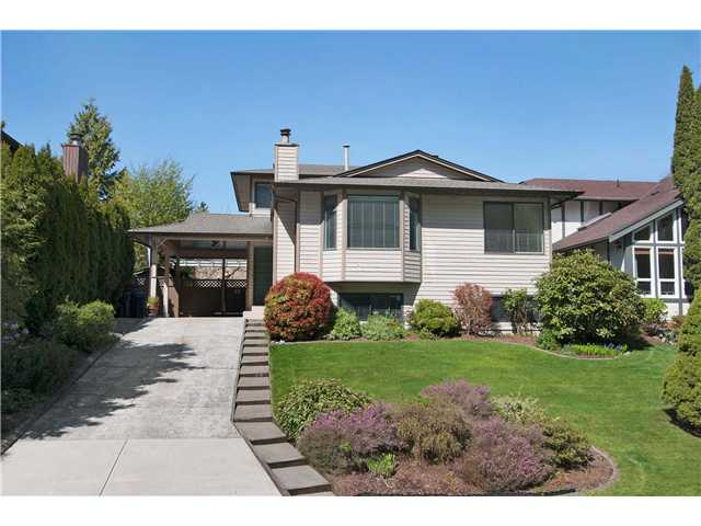 Main Photo: 1265 LYNWOOD AV in Port Coquitlam: Oxford Heights House for sale : MLS® # V1016181