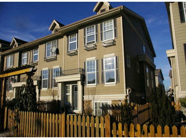 "Main Photo: 21139 80TH Avenue in Langley: Willoughby Heights Townhouse for sale in ""YORKVILLE"" : MLS®# F1401445"
