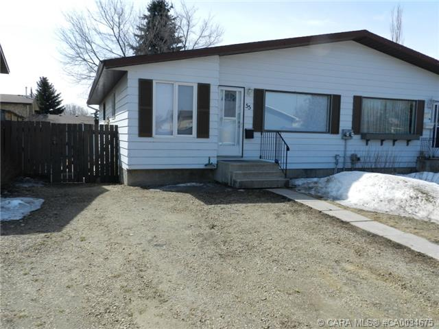 Main Photo: 55 Gordon Street in Red Deer: RR Glendale Park Estates Residential for sale : MLS® # CA0034675