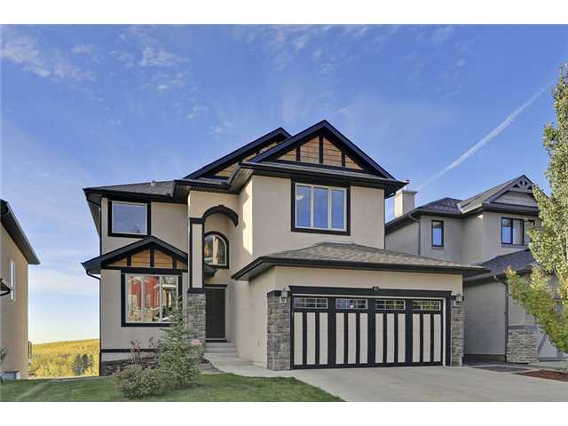 Main Photo: 41 VAL GARDENA View SW in Calgary: Springbank Hill Residential Detached Single Family for sale : MLS® # C3639182
