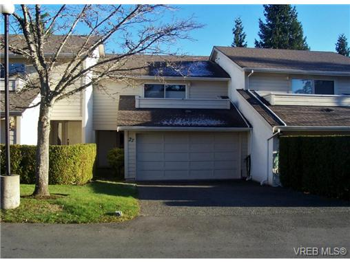 Main Photo: 27 1287 Verdier Avenue in BRENTWOOD BAY: CS Brentwood Bay Townhouse for sale (Central Saanich)  : MLS® # 344761
